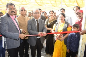 Seth Anandram Jaipuria School Satna Opening