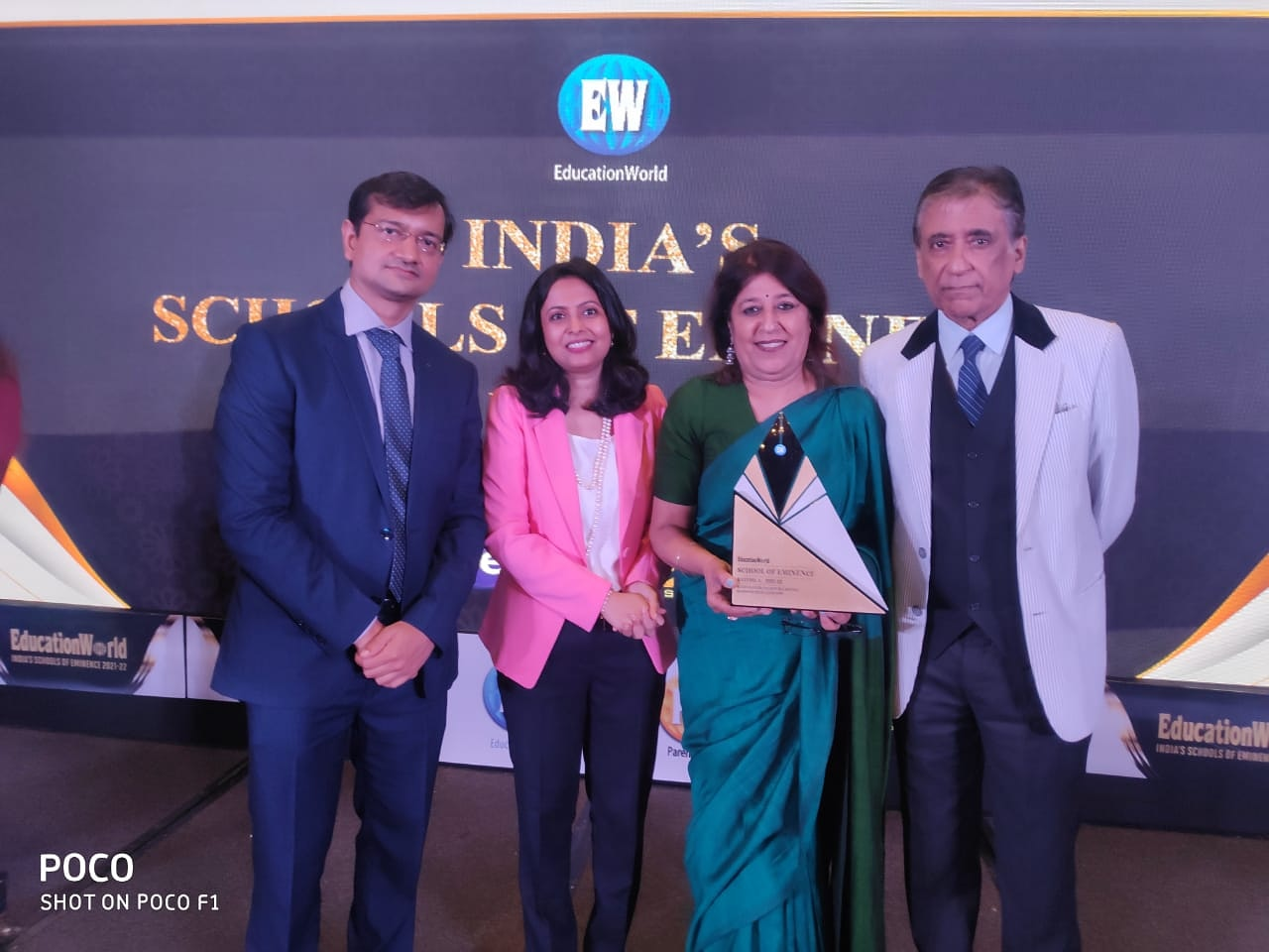 Seth-Anandram-Jaipuria-School-Lucknow-Award